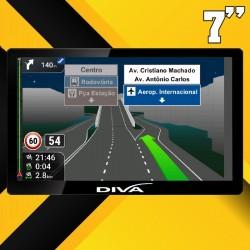 GPS НАВИГАЦИЯ DIVA 708S